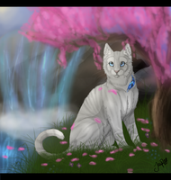 Silverheart -comm- by TheMoonfall