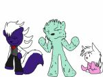Colored adopts (reduced prices ) by MonsterWolf74