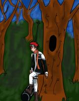 Lonely Lavi by superjacqui