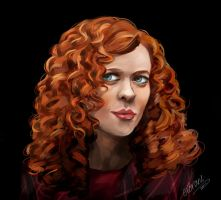 Freddie Lounds by Ciorane