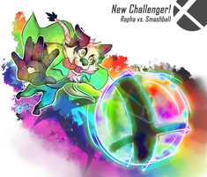 New Challenger! Smashin' Intro by AyreInspire