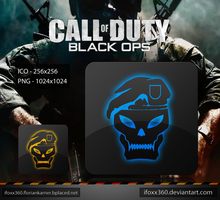 Call of Duty Black Ops Icons by iFoXx360