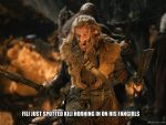 Hobbit Meme by kilnorc