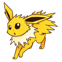 Jolteon by zixmix