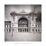 Budapest - IR XLV square (Budapest Noir) by DimensionSeven