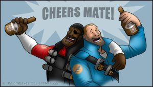 TF2 - Cheers Mate by RatchetMario