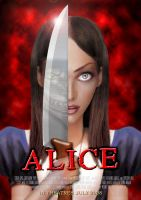 Alice - custom poster by VietRebel