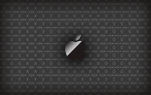 Apple wallpaper by Arvid23