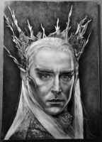 Thranduil by BerryMerryBoom