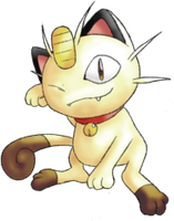 Another Meowth by icycatelf