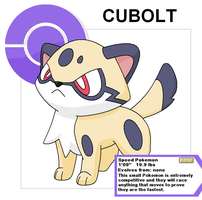 Cubolt old by Cerulebell