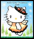 Hello Kitty Christmas 2009 by CandyKins