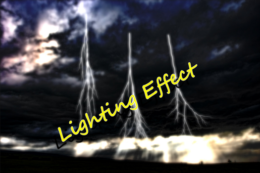 LIGHTING EFFECT by Oo-FiL-oO