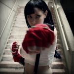 Tifa Lockhart- Punch by Whimsical-Angel