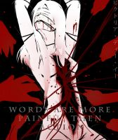 Words are more painful then action by kotorikurama