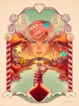 Color poster -  Lucy in the sky by tintanaveia
