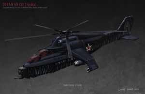 Russian-Copter-Heli-Mode by NoBackstreetboys