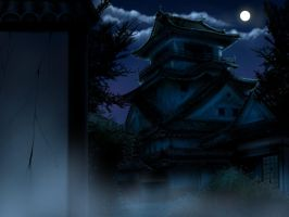 Shadow Dungeon: The Akagi Mansion by lacelazier