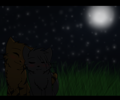 Under The Stars :Request: by Shrew-WiFi