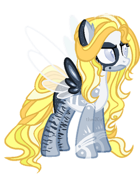 Angel Pony Adopt |CLOSED| by Nazori