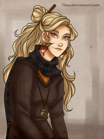Luna Lovegood by 7Lisa