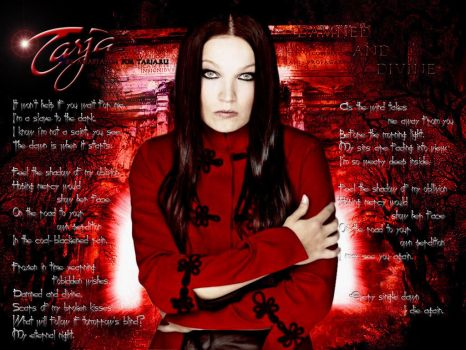 Tarja Turunen by Stacey090191