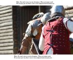 Knights Do Battle (4) by Mithgariel-stock