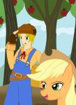 Max at Apple Acres by Paladin0