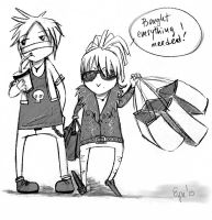 Shopping by ezysummers