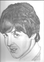 Young McCartney by donna-j