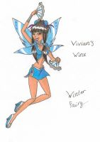 Vivians Winx colored by PhoenixFaerie1023