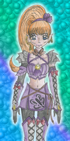 Erika Aquile outfit design by CandySkitty