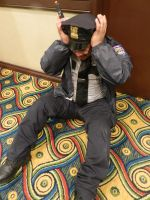 Anime Los Angeles 2015 Resident Evil PTSD pt.2 by Demon-Lord-Cosplay