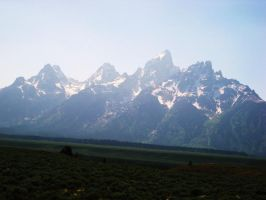 More Tetons by Yve4882
