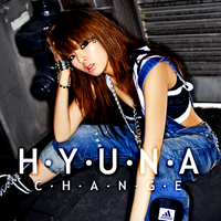 Hyuna: Change 6 by Awesmatasticaly-Cool