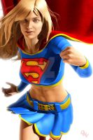 Supergirl01 by CodenameZeus