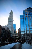 A view of Boston by MyLifeThroughTheLens