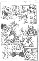 Submission: Marvel II - Page 3 by JasonShoemaker