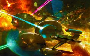 Star Trek Battle by rehsup