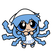 Power Squid Girl? by Coffgirl