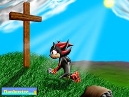 Shadow Finds Salvation by DCLeadboot