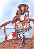 Sailor Lolita cover - CLOSED- by bejja