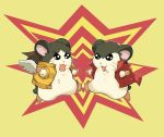 Hamu-Toro the hybrid hamster by Dunnodunnowhy441