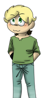 Andrew Chibi by NooDot