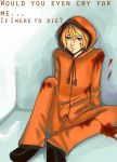 ::SP::Kenny::Would you? by ayexist