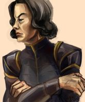 lin beifong by PayRoo
