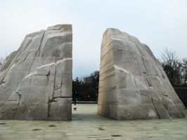Martin Luther King Jr. Memorial by RowyeStock