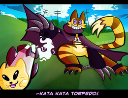 Kata Kata Torpedo by cheesecakecauldron