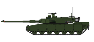 HT9A7-E1 MBT by SixthCircle