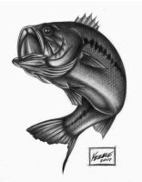 Largemouth by AstroVisionary